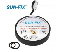 SUN-FIX CONTA KAYNAK VE İZOLASYON BANDI, ISOLATION TAPE, 10M