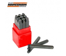 RAKAM ZIMBA SETİ 4 MM MAN. 245-04